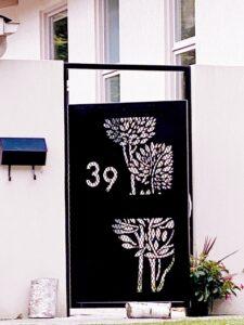 Gate -39 Kirk Road