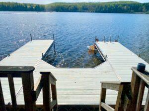 cottage dock